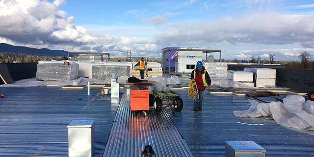 Flat Roofing Kennewick WA